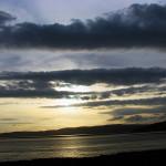 Morecambe Bay sun rising_1
