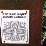 Seaton Millennium labyrinth plaque_1