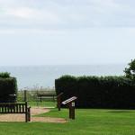 Seaton labyrinth bench_1