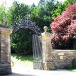 Tofte Manor entrance_1