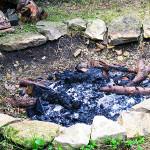 Tofte labyrinth fire pit_1