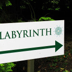 Tofte labyrinth sign_1