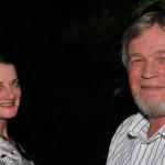 Lydie Terblanche en Johann de Wet