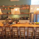 Tamatiestraat's demo kitchen