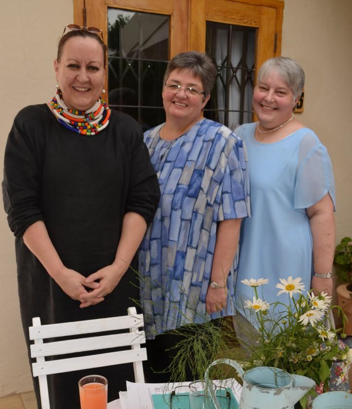Daleen, Gerda & Huldah