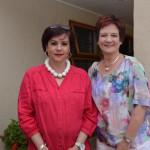 Linde Kemp & Jolene Melville